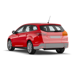 smart repair portellone posteriore estremit superiore destra station wagon berlina. Black Bedroom Furniture Sets. Home Design Ideas